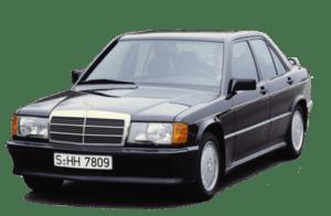 ОСАГО на Mercedes 190-w201