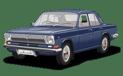 ГАЗ (GAZ) 24 Волга