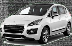 Peugeot (Пежо) 3008