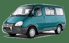 ГАЗ (GAZ) Газель (3221)