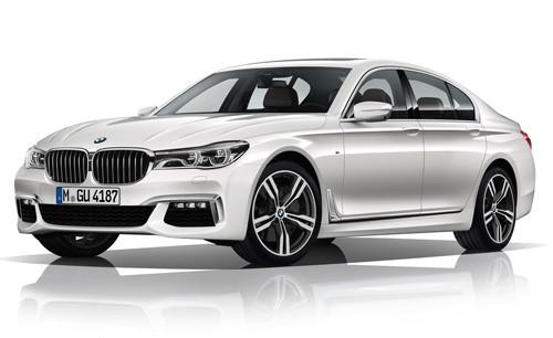 BMW (БМВ) 7-серия