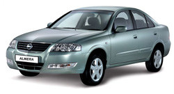 Nissan (Ниссан) Almera Classic