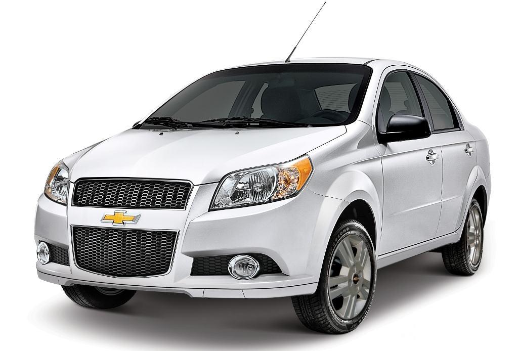 Chevrolet (Шевроле) Aveo (Авео)
