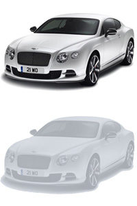 ОСАГО на Bentley Continental GT (Континенталь ГТ)