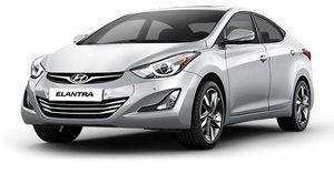 ОСАГО на Hyundai elantra