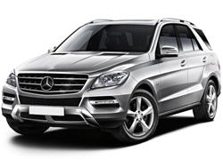 Mercedes-Benz (Мерседес Бенц) M-klasse