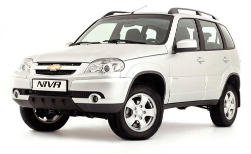 Chevrolet (Шевроле) Niva (Нива)