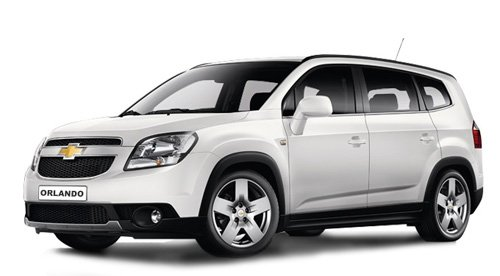 Chevrolet (Шевроле) Orlando