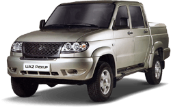 УАЗ (UAZ) Pickup (Пикап)