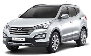 Hyundai (Хендай) Santa Fe