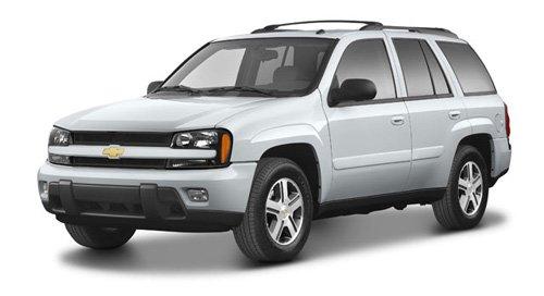 Chevrolet (Шевроле) TrailBlazer