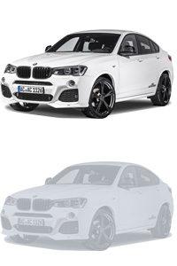 ОСАГО на BMW X4