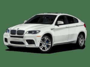 ОСАГО на BMW X6M