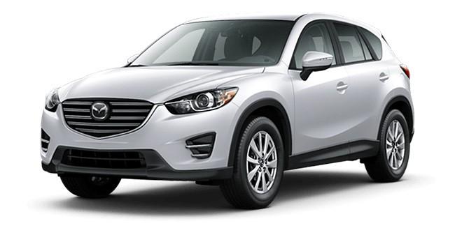 Mazda (Мазда) CX-5